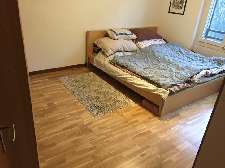 «3-Zimmer Wohnung mit grosse Terasse zu vermieten ab 1.5.2018» 2