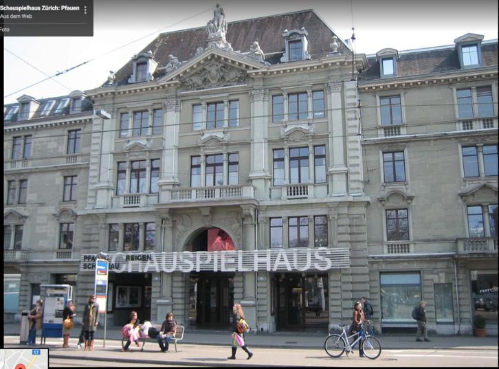2 1/2 Whg. direkt am Schauspielhaus, Bellevue, ETH, Uni 8032 Zürich