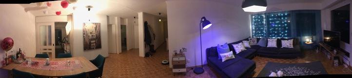 grosse 3.5 Zimmer Wohnung mit 2 Terrassen 2