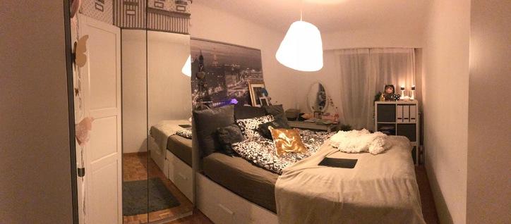 grosse 3.5 Zimmer Wohnung mit 2 Terrassen 3