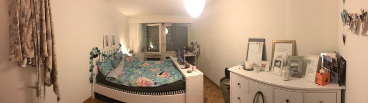 grosse 3.5 Zimmer Wohnung mit 2 Terrassen 4
