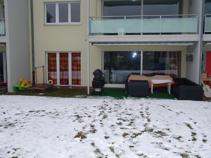 3 ½ Parterrewohnung mit sonnigem Sitzplatz in Winterthur 8406 Winterthur
