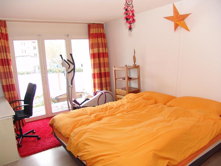 3 ½ Parterrewohnung mit sonnigem Sitzplatz in Winterthur 4