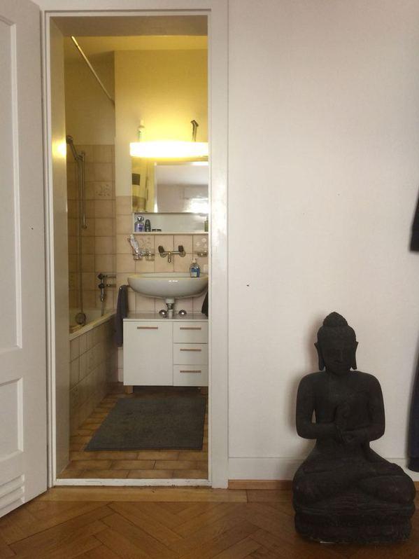 Grosszügige 2-Zimmerwohnung im Seefeld 4