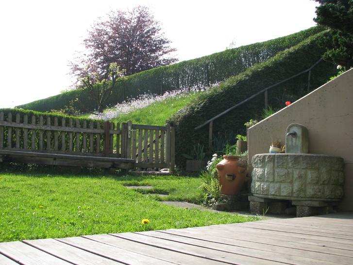 Zweifamilienhaus im Zentrum Neuenkirch. 4 1/2-Zimmerhaus Willistattstr.11 Neuenkirch