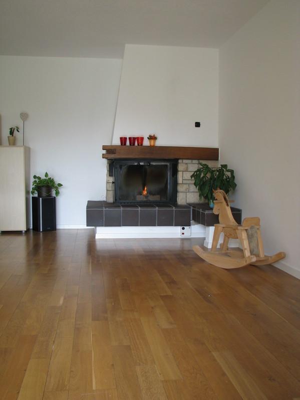 Zweifamilienhaus im Zentrum Neuenkirch. 4 1/2-Zimmerhaus Willistattstr.11 2