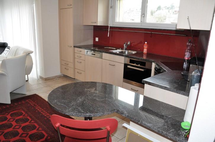 Sonnendurchflutete 3.5 Zi-Wohnung in Gelterkinden 2