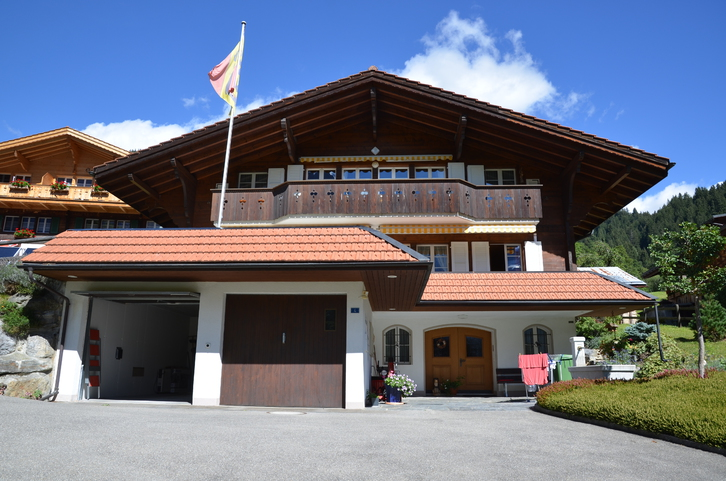 grosse, möblierte 3 1/ 2 Zimmer - Wohnung in Grindelwald 3818 Grindelwald
