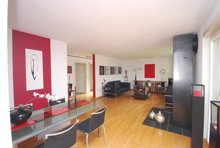 schöne, moderne 4.5-Zimmer-Wohnung in Wynau 4923