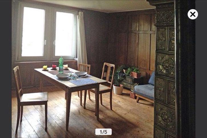 Charmante 4 Zimmer Altbau Wohnung 8820 Wädenswil