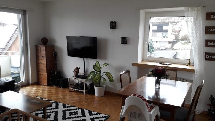 Sonnige 4.5 Zi-Wohnung inkl. gratis Möbel (falls erwünscht) 5413