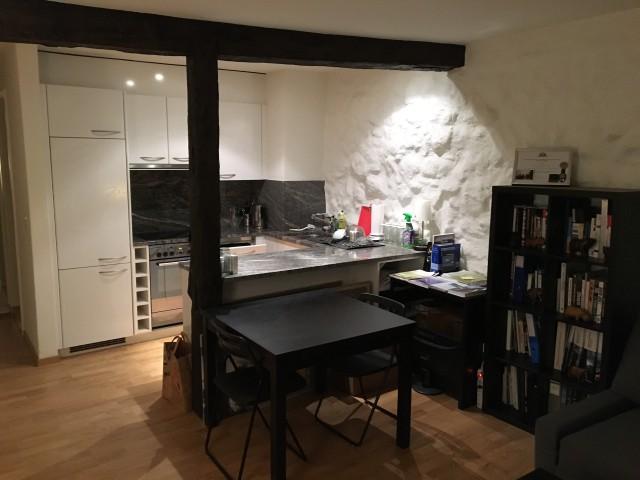 Wunderbach 2 Zimmer Wohnung im Niederdorf 42 m2. 8001 Zürich