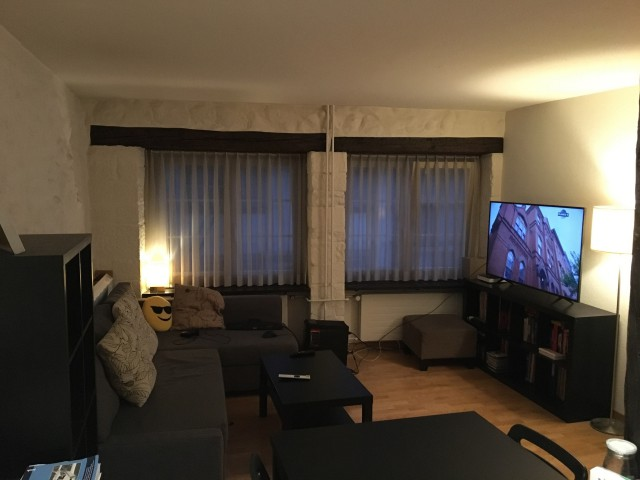 Wunderbach 2 Zimmer Wohnung im Niederdorf 42 m2. 2