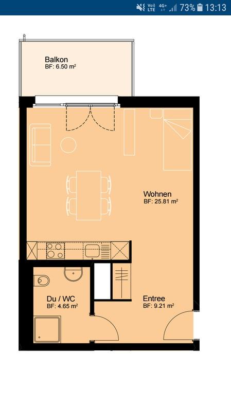 1Suche Nachmieter für meine Wohnung in Ostermundigen 4