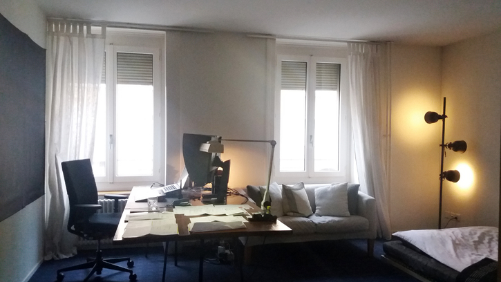 1 Zimmer 20qm in 3er WG - Zuerich Wiedikon 8003 Zürich