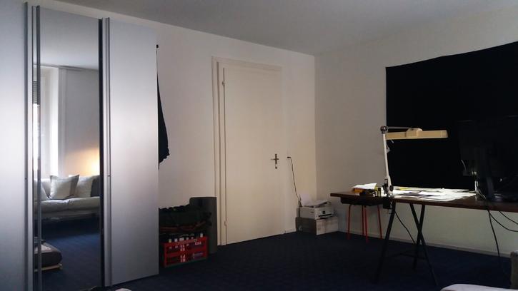 1 Zimmer 20qm in 3er WG - Zuerich Wiedikon 2