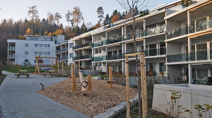 Neue, grosse 3.5 Wohnung mit tollem Balkon 5212 Hausen