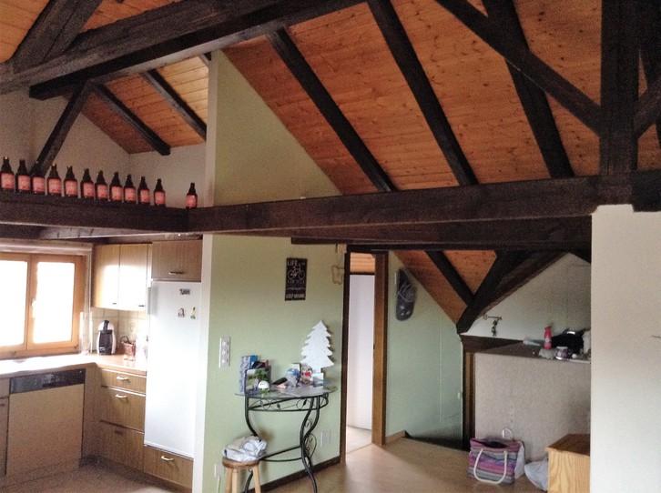 Originelle Dachwohnung 2