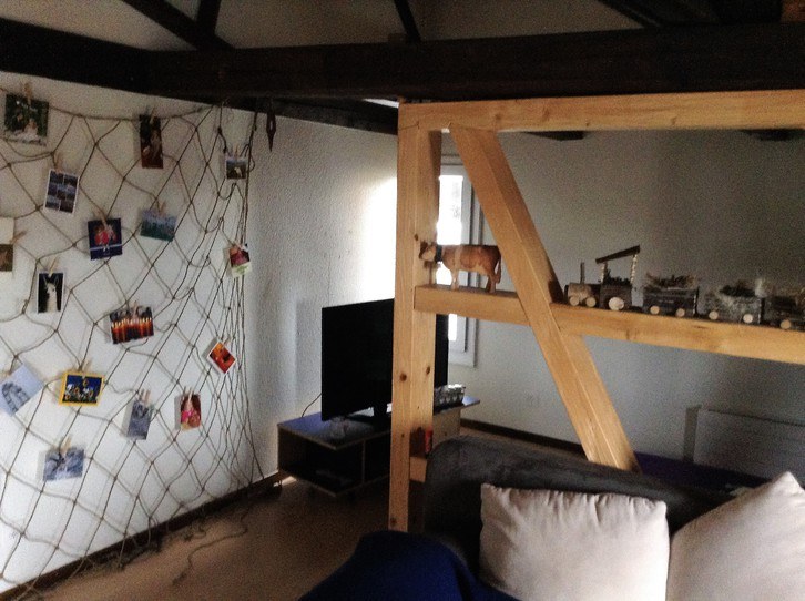 Originelle Dachwohnung 3