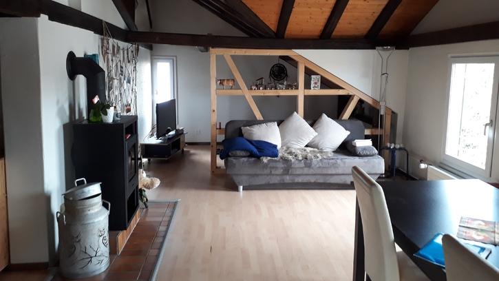 Originelle Dachwohnung 4