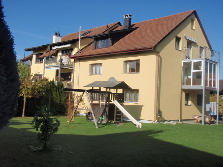 Gemütliche, originelle Dach-Maisonette-Wohnung 8592 Uttwil