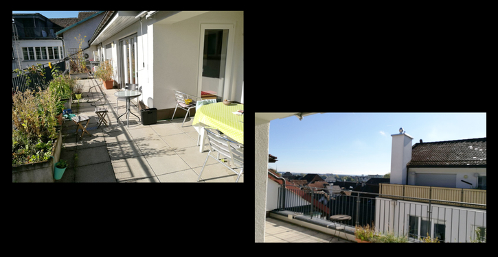 Modernes WG Zimmer in der Stadt Solothurn 2