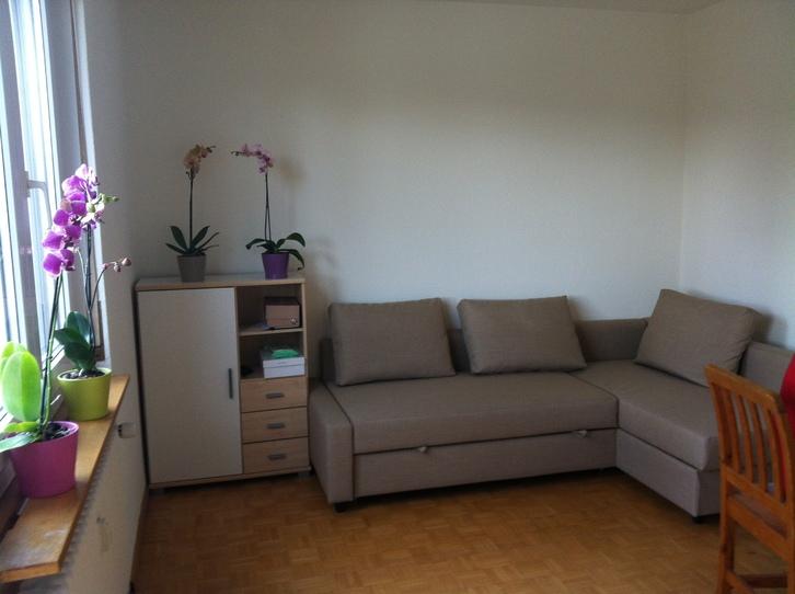 Schöne 2,5 Zimmers Dachwohnung mit 2 Blakonen in Basel 4051 Basel