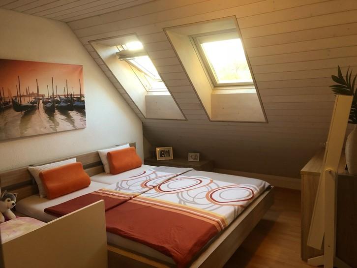 Idyllische Dachgeschoss Maisonette-Wohnung 2