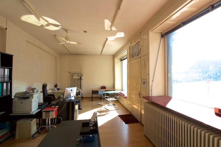 Helles Lokal / Büro / Atelier im Beaumontquartier, 50m2 2502 Biel