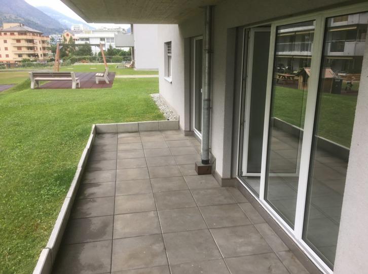 Eine schöne, preiswerte 2 Zimmer Gartenwohnung sucht einen neuen Bewohner 2