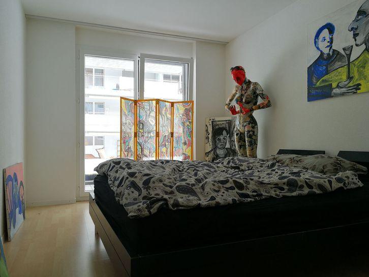 Eine schöne, preiswerte 2 Zimmer Gartenwohnung sucht einen neuen Bewohner 4