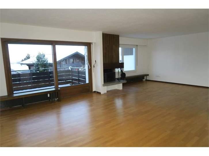 4.5-Zimmer Maisonette-Wohnung in Chalethaus 4