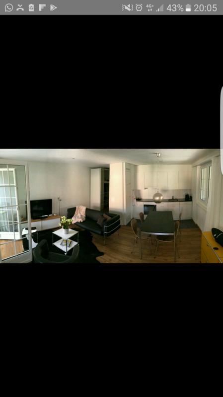Zentrale, idyllische 1.5 Zimmer Wohnung 2