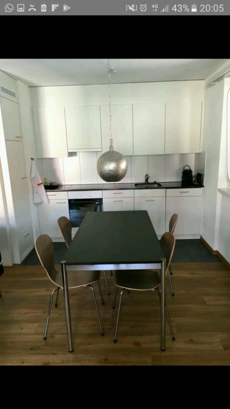 Zentrale, idyllische 1.5 Zimmer Wohnung 4