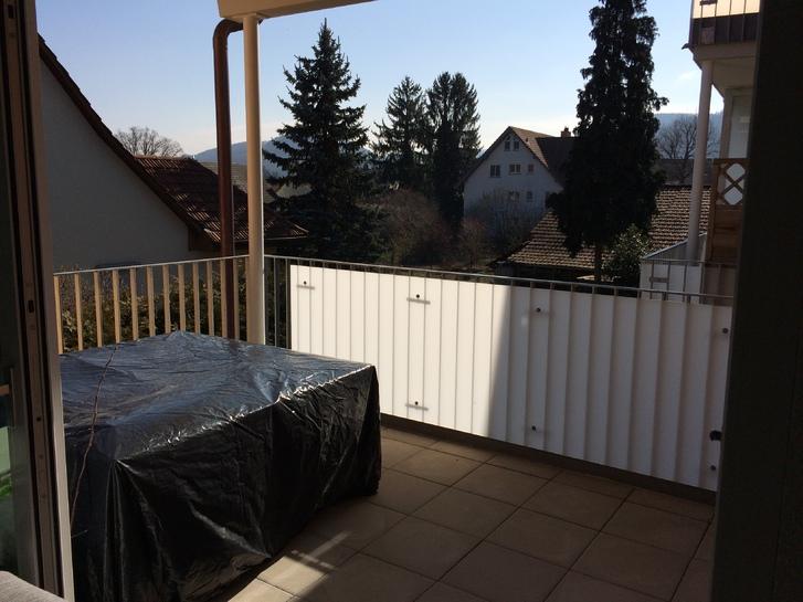 Helle moderne Wohnung in Wallbach ab August 3
