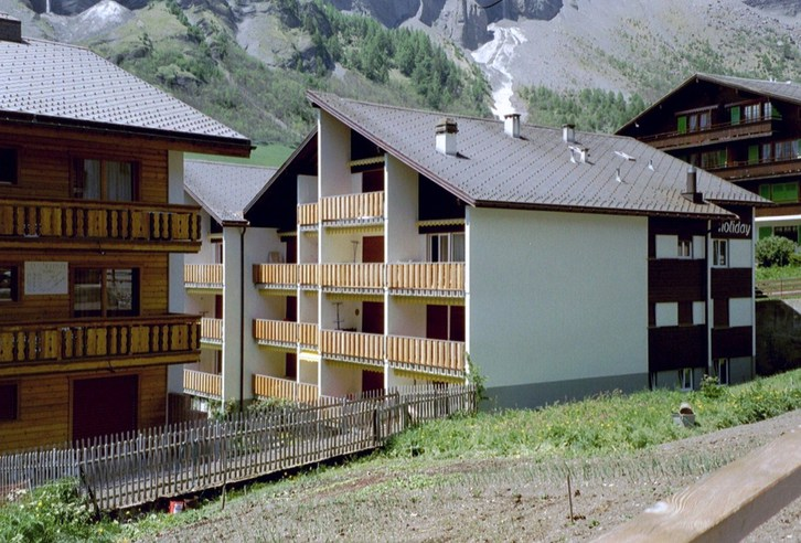 Die ideale weekend Ferienwohnung für 2 Personen 3954 Leukerbad