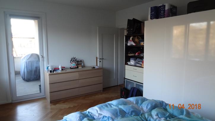 In der Nähe des Burgfelderplatz wird per 1. Juni 2018 ein Nachmieter für eine helle und schöne 2 Zimmerwohnung gesucht. 3