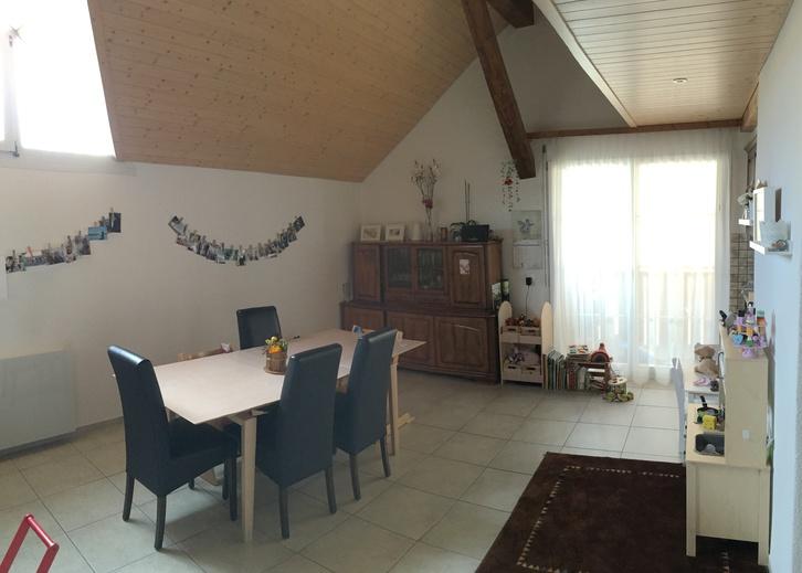 Grosszügige 4 ½ Zimmer Maisonettewohnung in Neuendorf 4623 Neuendorf