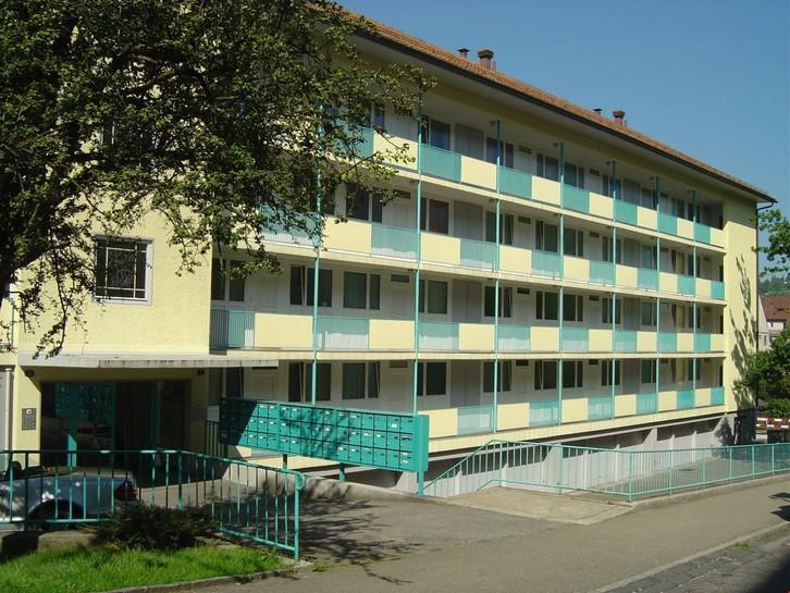 Sonnige und ruhige 3-Zi.Whg im Osten der Stadt 9000 St. Gallen