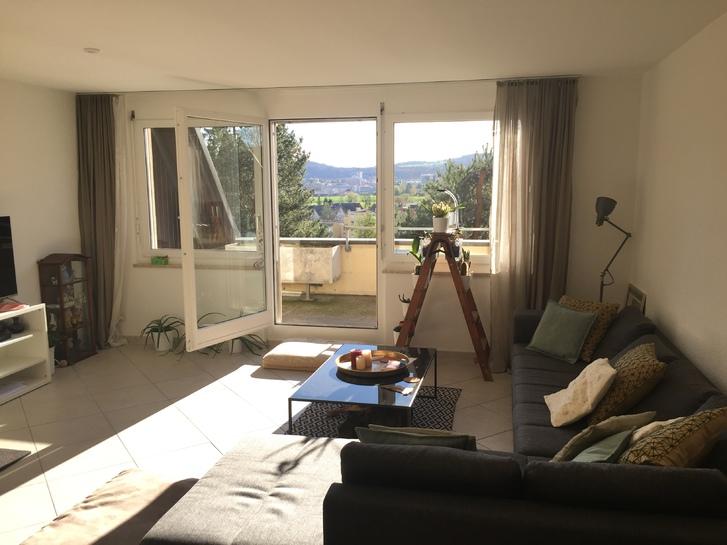 Helle Wohnung mit toller Aussicht 8102 Oberengstringen