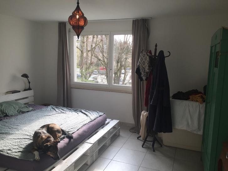 Helle Wohnung mit toller Aussicht 3