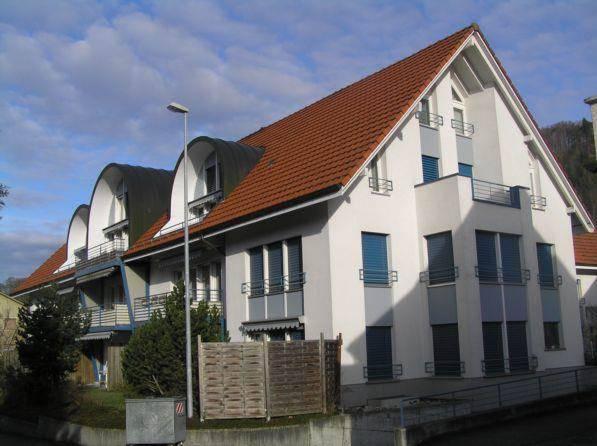 2.5 Zimmer Maisonette Dachwohnung mit Galerie im Zentrum Balsthal 4710 Balsthal