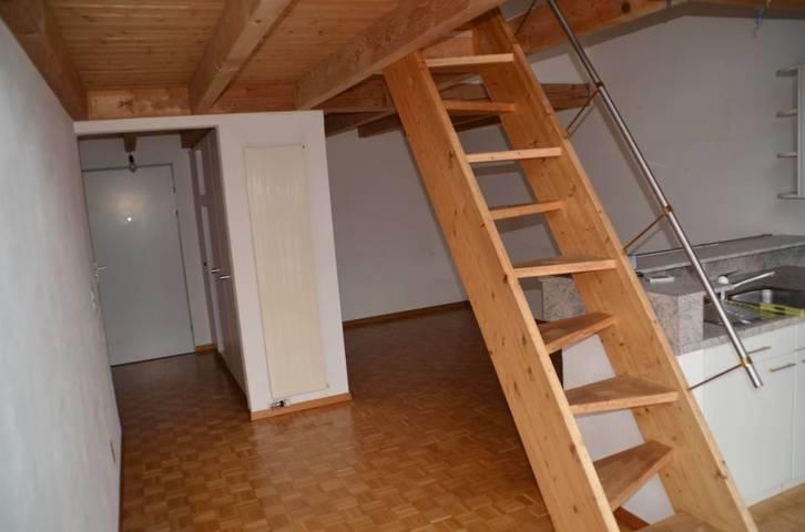 2.5 Zimmer Maisonette Dachwohnung mit Galerie im Zentrum Balsthal 4