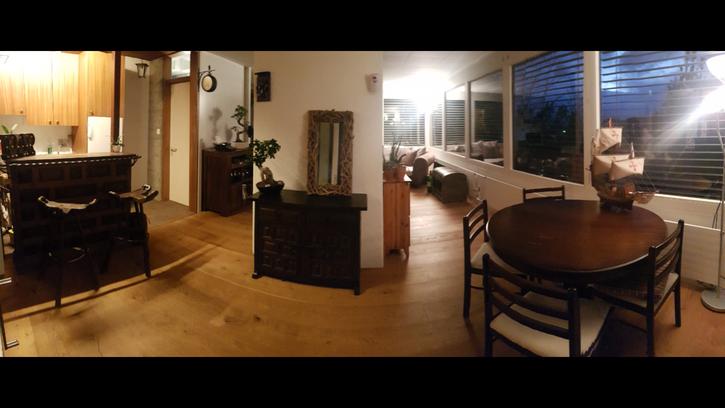 Wunderschöne helle Attikawohnung mit Cheminée Knonaueramt 3