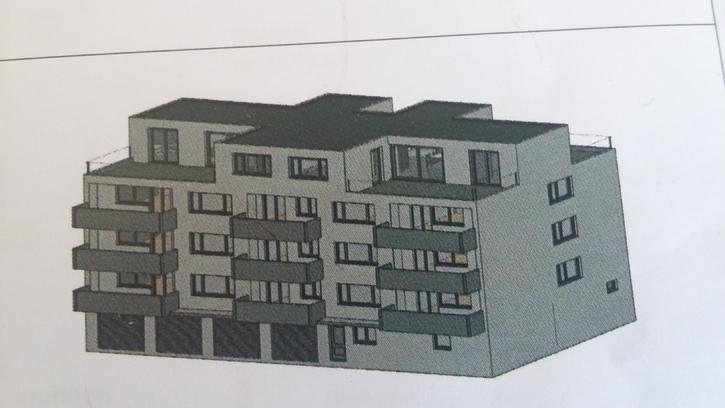 Moderne 2-Zimmerwohnung neu reunoviert 8951 Fahrweid