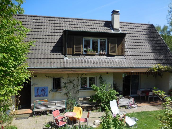 3,5 Zimmer Dachwohnung in der Nähe von Basel - in Flüh 2