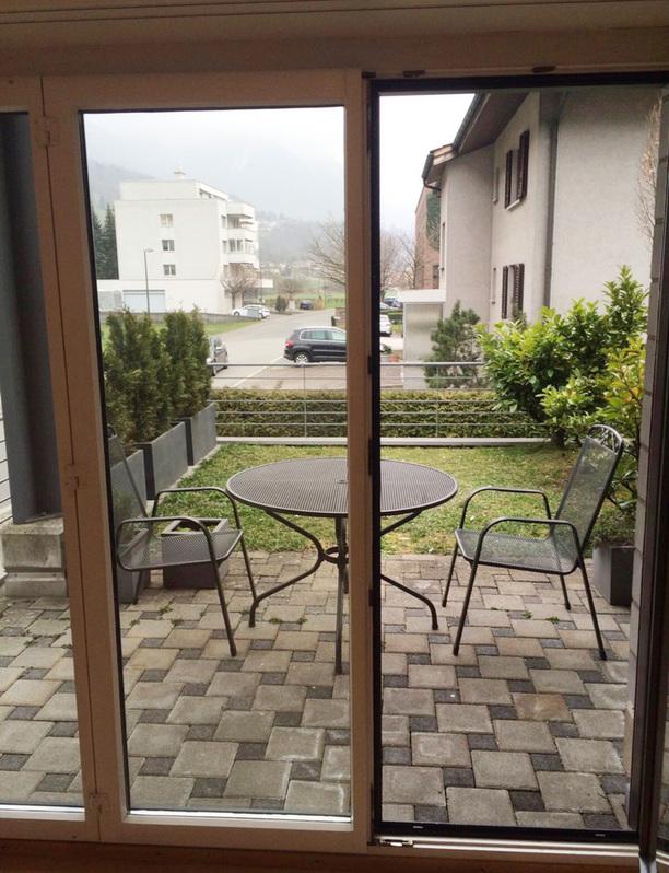 Günstige Wohnung in Vaduz mit toller Aussicht ab 1. Juni 2