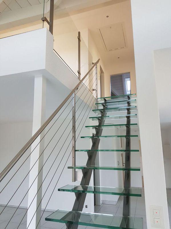 Traumhafte 4.5-Zimmer-Attika-Maisonette-Wohnung mit zwei grossen Balkonen am Stadtrand von Herzogenbuchsee BE 4
