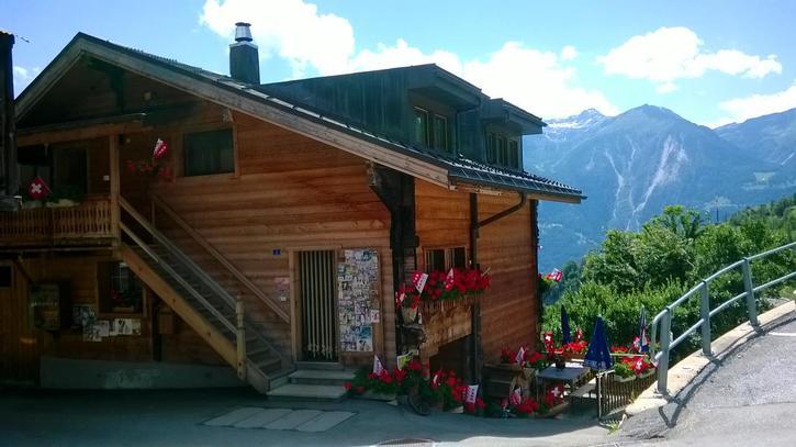 Nähe Leukerbad  Ferienwohnung zu vermieten 3956 Guttet-Feschel