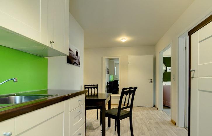 Gemütliche und helle Wohnung 4